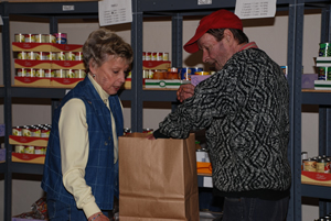 Kumler Food Pantry