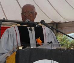 Professor John W. Z. Kurewa