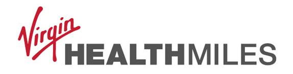 Virgin Health Miles logo