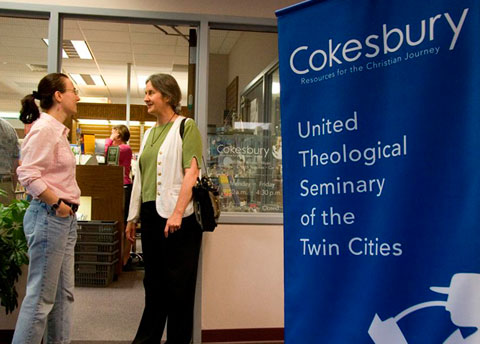 Former Cokesbury store at United Theological Seminary of the Twin Cities in New Brighton, Minn. UMNS photo