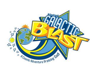 Galactic Blast VBS logo