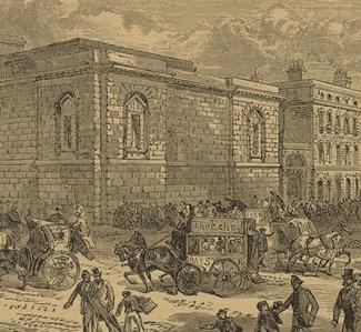 Newgate Prison in London