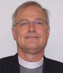 Chaplain Ron Richter