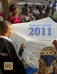 2011 Program Calendar Cover