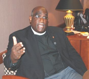 Bishop Gregory V. Palmer