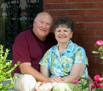 Rev. Roger and Carol Russell