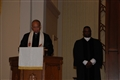 Installation of SpRD DS Sylvester Weatherall