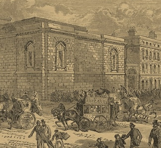Newgate Prison in London