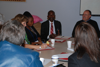 Liberia Summit Breakout Session on Training Needs
