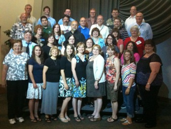 4th Day leaders of Highland Hope UMC