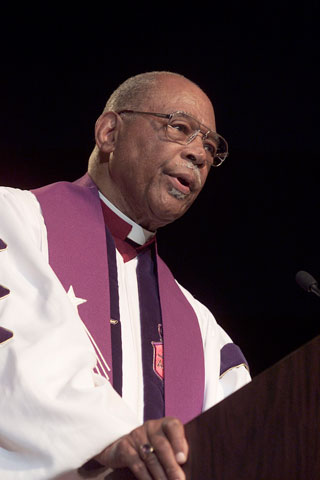 Bishop James Thomas