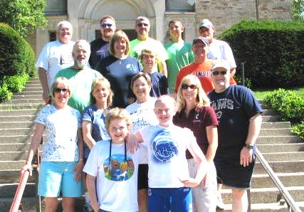 Mission team from St. Joseph UMC