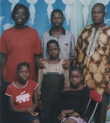 The Fannah Tartieh Family